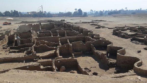 شهر باستانی 3400 ساله