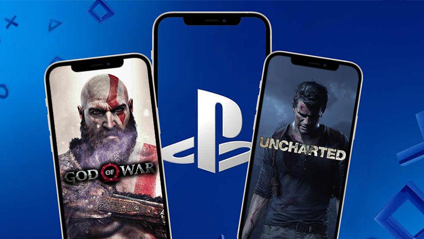 بازی های انحصاری سونی در موبایل