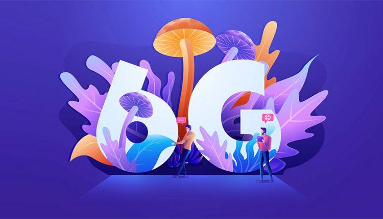 شبکه نسل ششم یا 6G