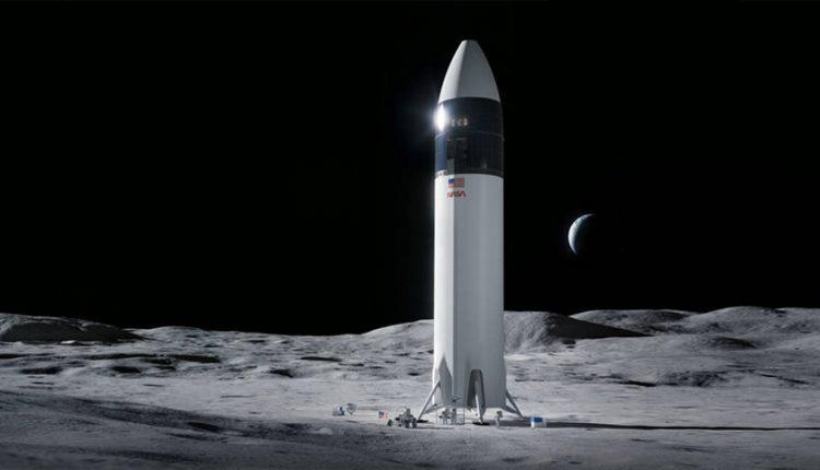 اسپیس ایکس فضانوردان ناسا را به کره ماه میبرد