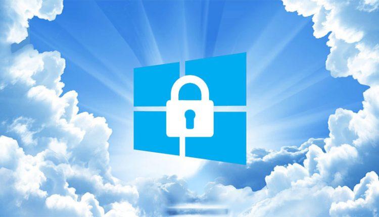 آموزش قفل کردن برنامه ها در ویندوز 10