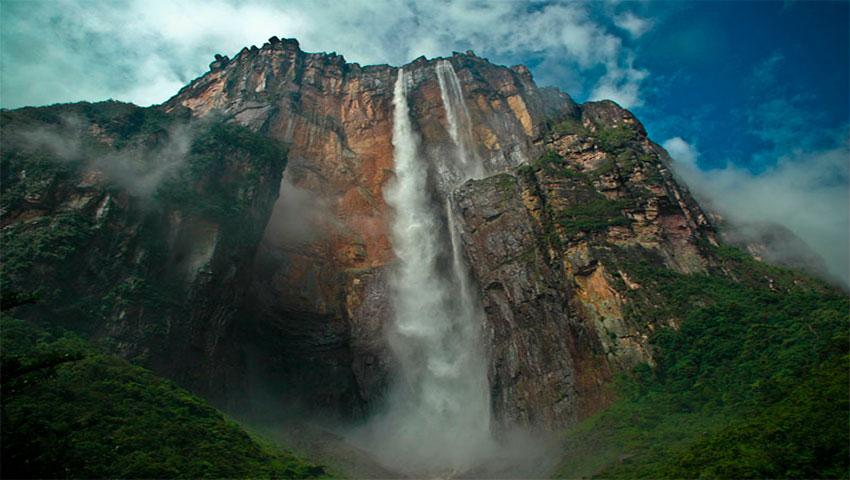 مرتفع ترین آبشارهای جهان