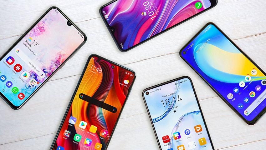 گزارش جدید بازار موبایل