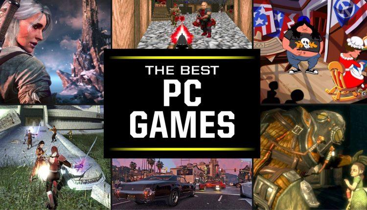 بهترین بازی های کامپیوتری