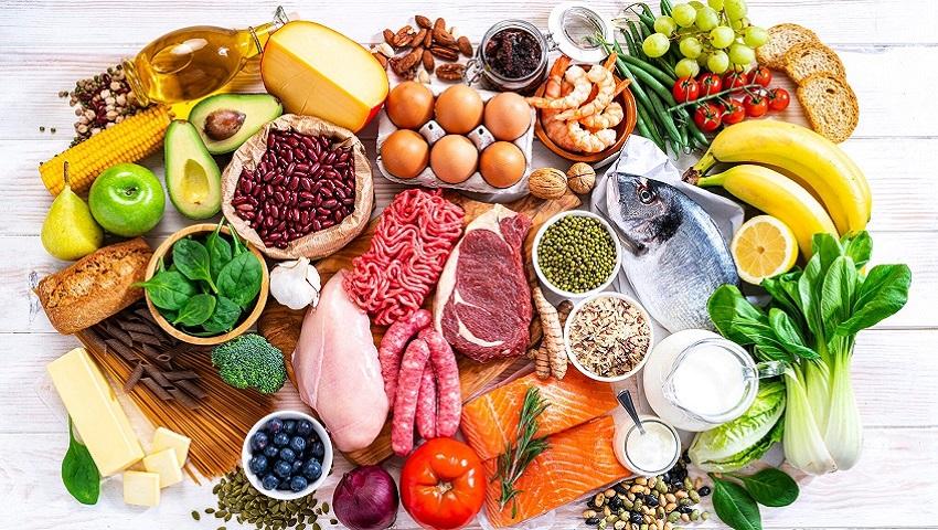 غذاهایی که بیشترین انرژی را به بدن میدهند