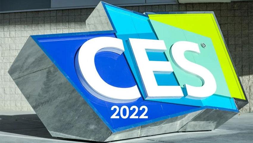 نمایشگاه CES 2022