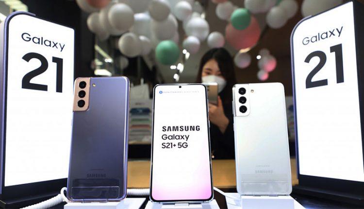 وضعیت بازار جهانی گوشی های هوشمند در سه ماهه اول 2021