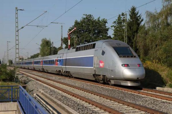 قطار فرانسه