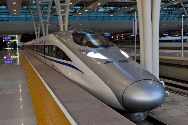 قطار هارمونی چین