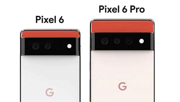 گوگل پیکسل 6 و پیکسل 6 پرو