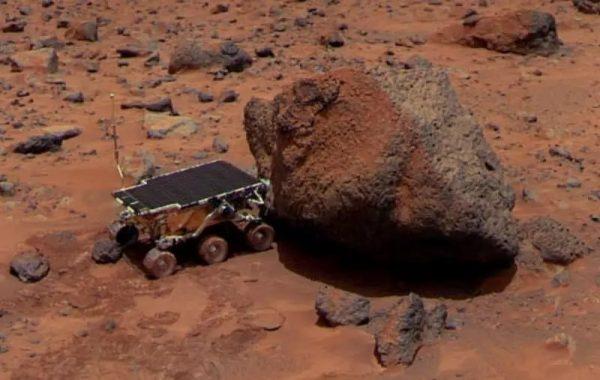 مریخ نورد 3