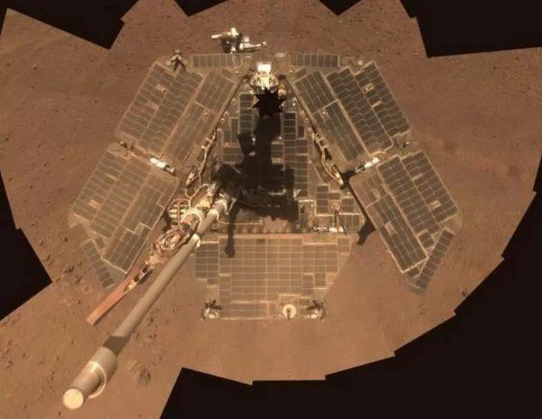 مریخ نورد 5