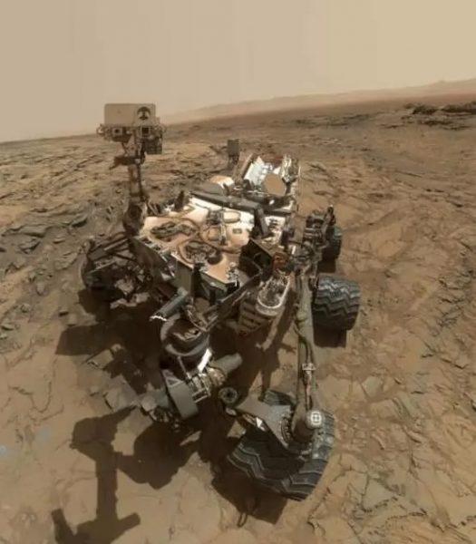 مریخ نورد 7