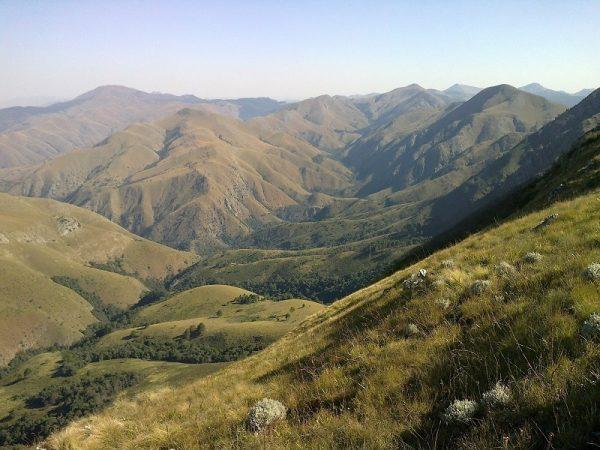 کوه های ماخونجو