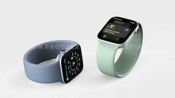 ساعت هوشمند اپل واچ 7