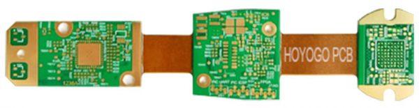 مدار چاپی نیمه انعطافپذیر یا RFPCB