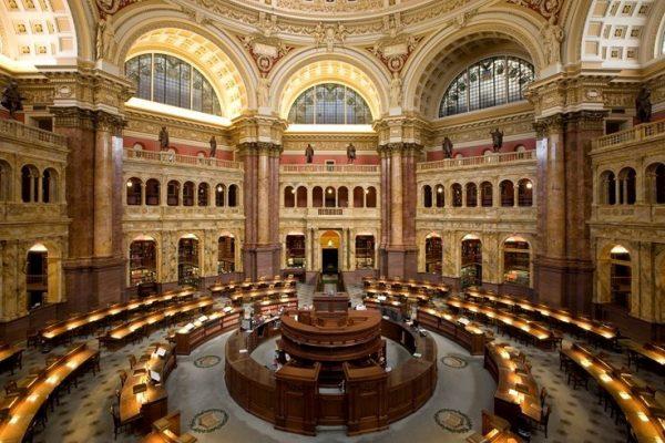 کتابخانه ایالات متحده امریکا