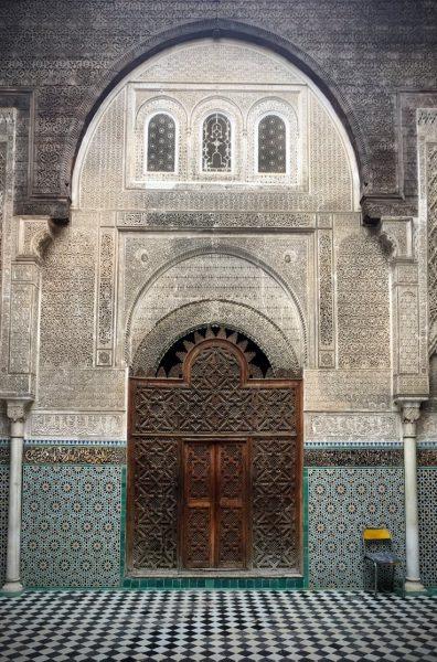 کتابخانه مراکش