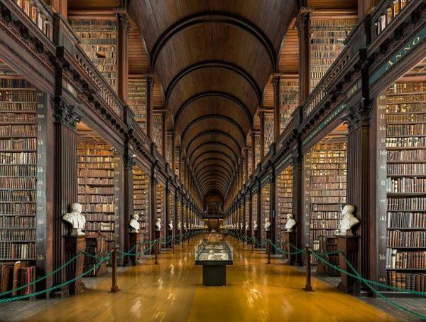 کتابخانه دوبلین