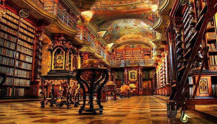 شگفت انگیزترین کتابخانه های دنیا