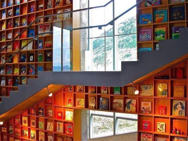 کتابخانه ایواکی ژاپن