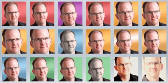 چگونه یک تصویر پروفایل حرفه ای و باکلاس داشته باشیم؟ 5