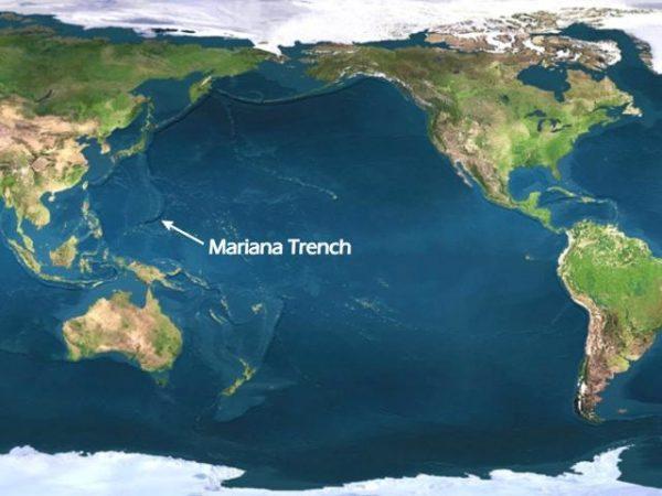 با 7 مکان عجیب و کاوش نشده زمین آشنا شوید Mariana Trench