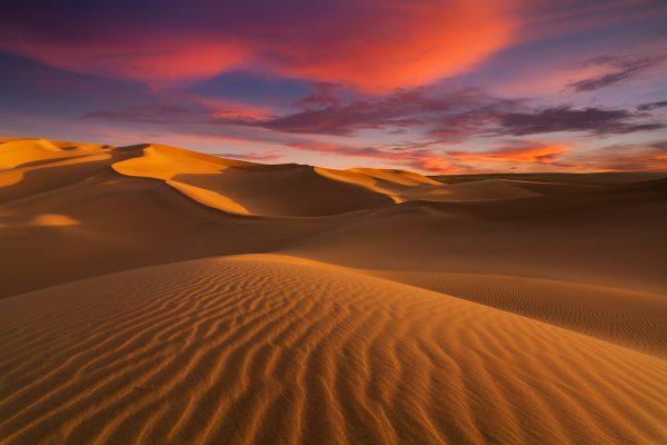 با 7 مکان عجیب و کاوش نشده زمین آشنا شوید Sahara