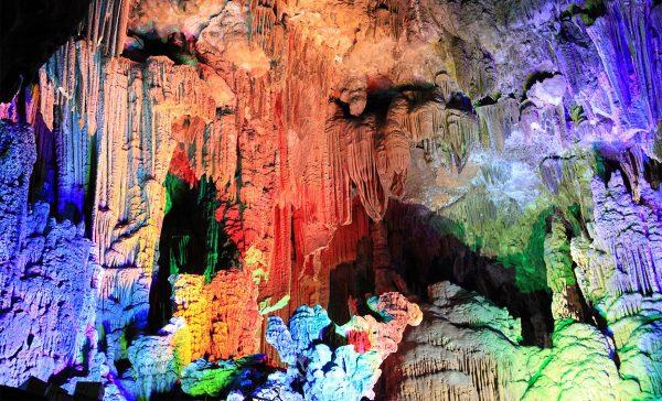 با 7 مکان عجیب و کاوش نشده زمین آشنا شوید Cave