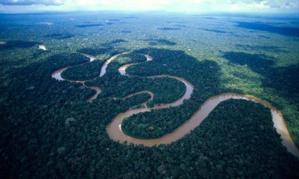 با 7 مکان عجیب و کاوش نشده زمین آشنا شوید Amazon