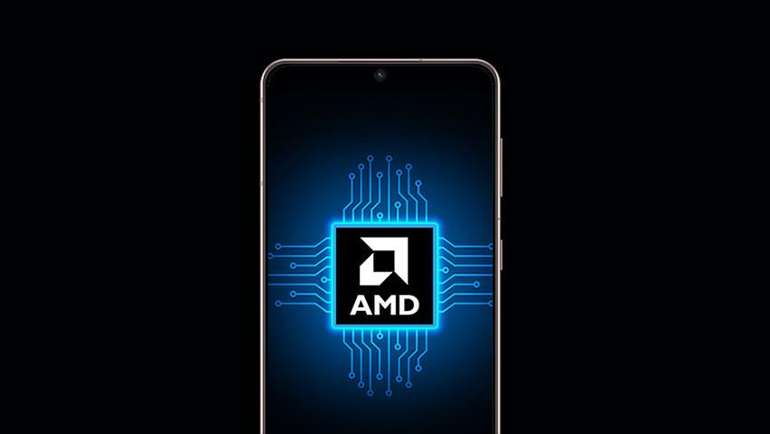 اگزینوس با گرافیک AMD