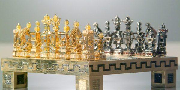 با لوکس ترین و گران ترین شطرنج های جهان آشنا شوید