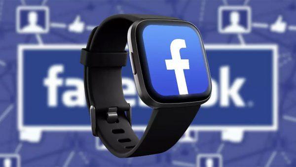 ساعت هوشمند فیسبوک