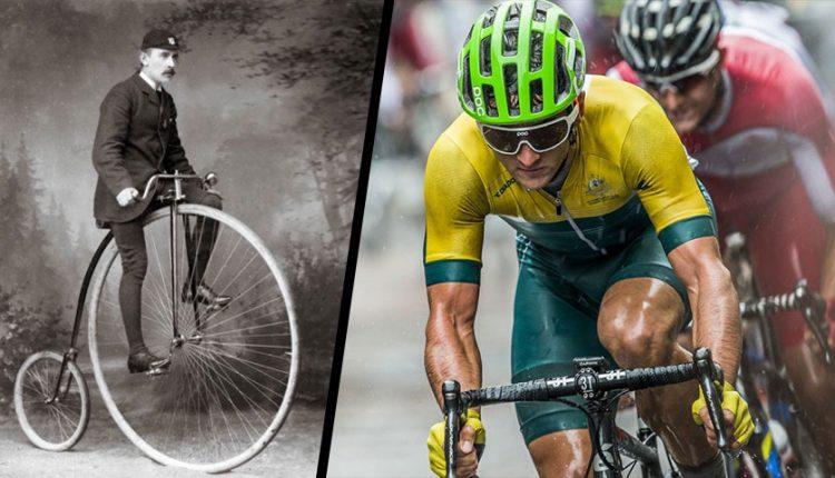 تاریخچه دوچرخه