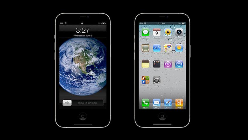 iOS 4 برای آیفون های جدید