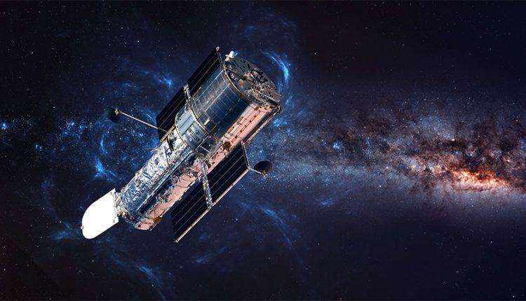 تلسکوپ هابل از کار افتاد