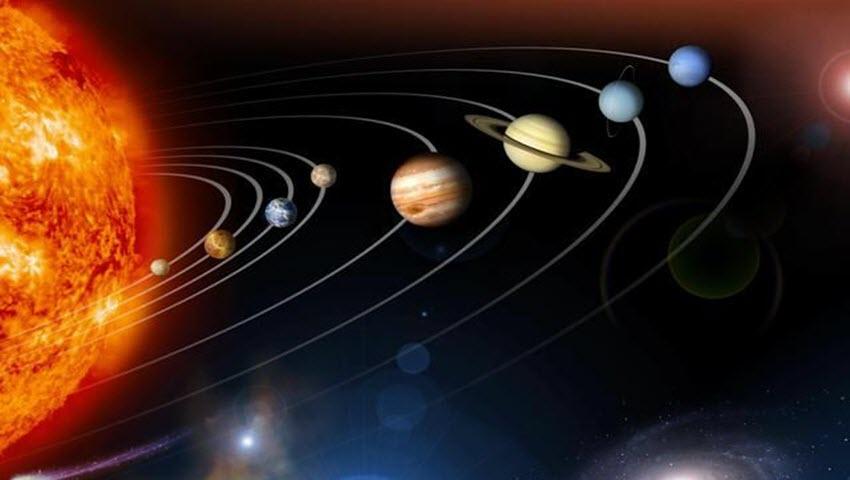 تاریخچه کشف و رصد سیاره های منظومه شمسی