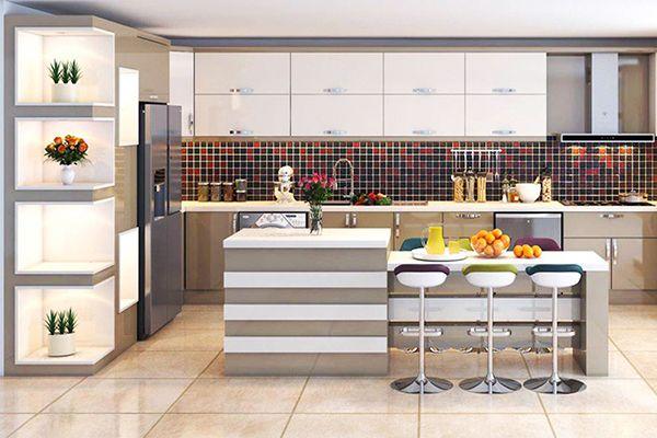 اولین کابینت ها چگونه به آشپزخانه ها راه پیدا کردند