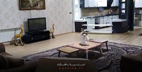 لوکس ویلا، بهترین مرجع اجاره روزانه آپارتمان مبله در مشهد