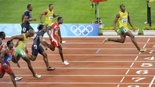 برانگیختن حیرت جهانیان توسط اوسیان بولت (Usian Bolt)
