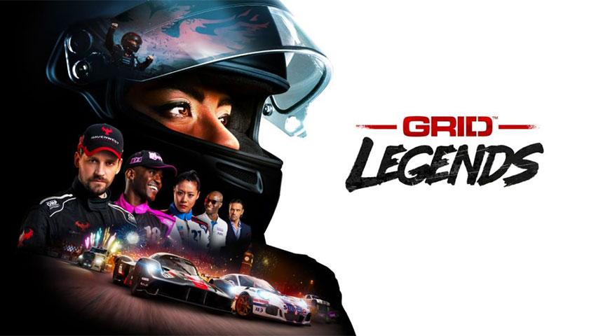 بازی Grid Legends