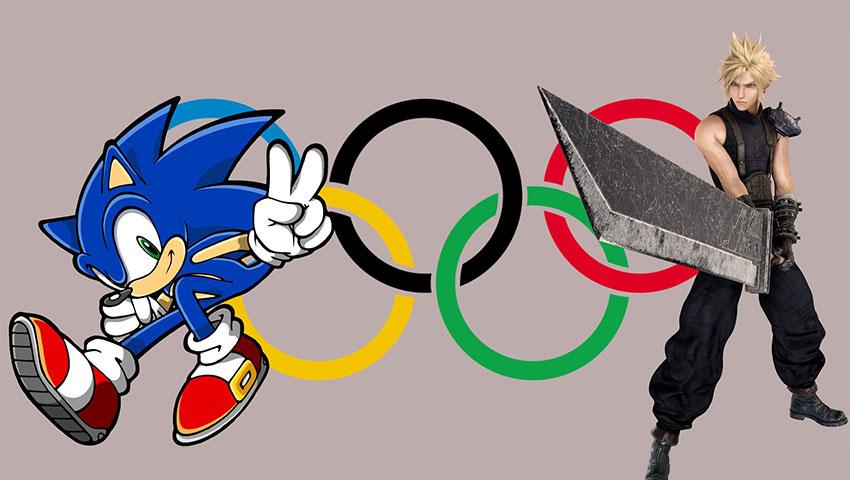 المپیک 2020 توکیو و بازی های ویدیویی