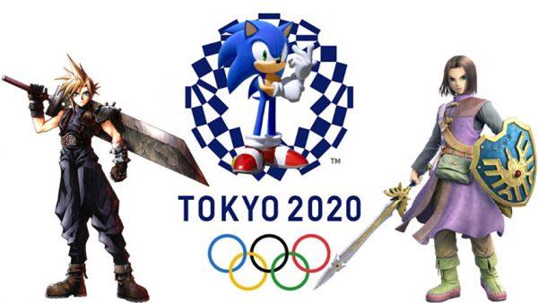 بازی های ویدیویی در المپیک 2020 توکیو