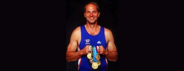 برد ردگریو (Redgrave) در 5 المپیک متوالی