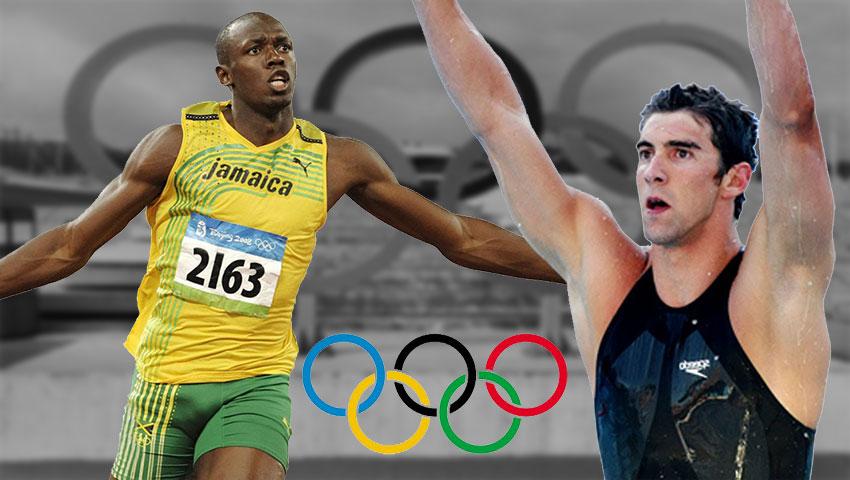 لحظات به یاد ماندنی تاریخ المپیک