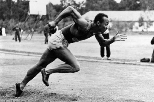 مقابله جسی اونز (Jesse Owens) در برابر هیتلر