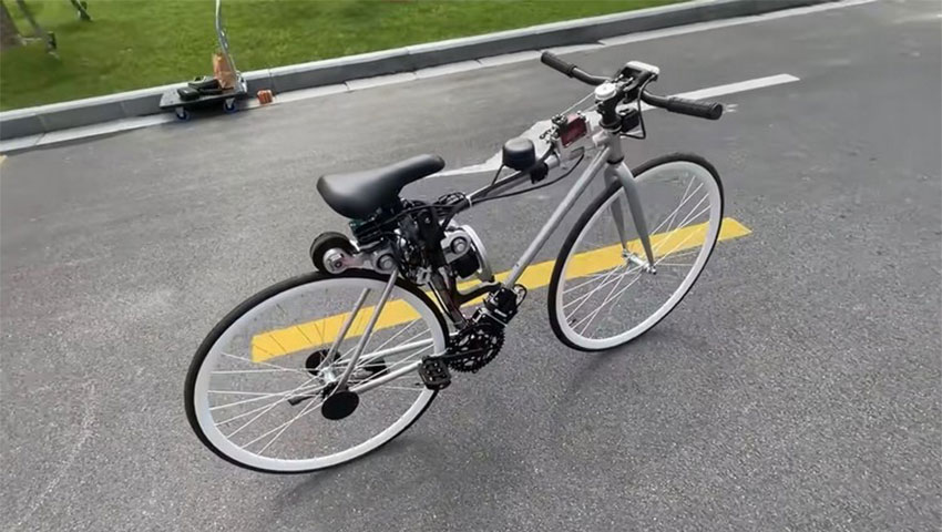 دوچرخه خودران