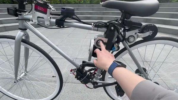 دوچرخه خودران و هوشمند