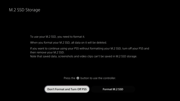 آموزش نصب حافظه SSD داخلی به پلیاستیشن 5