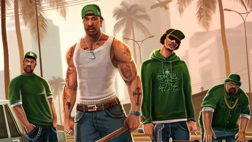ریمستر GTA San Andreas